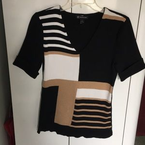 Inc concepts Short sleeve sweater
